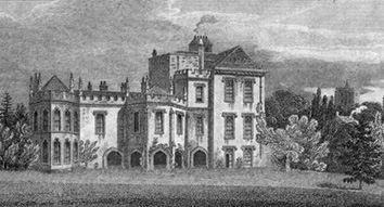 Holywell House, St Albans
