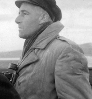 Cdr John McBeath RN, 1940